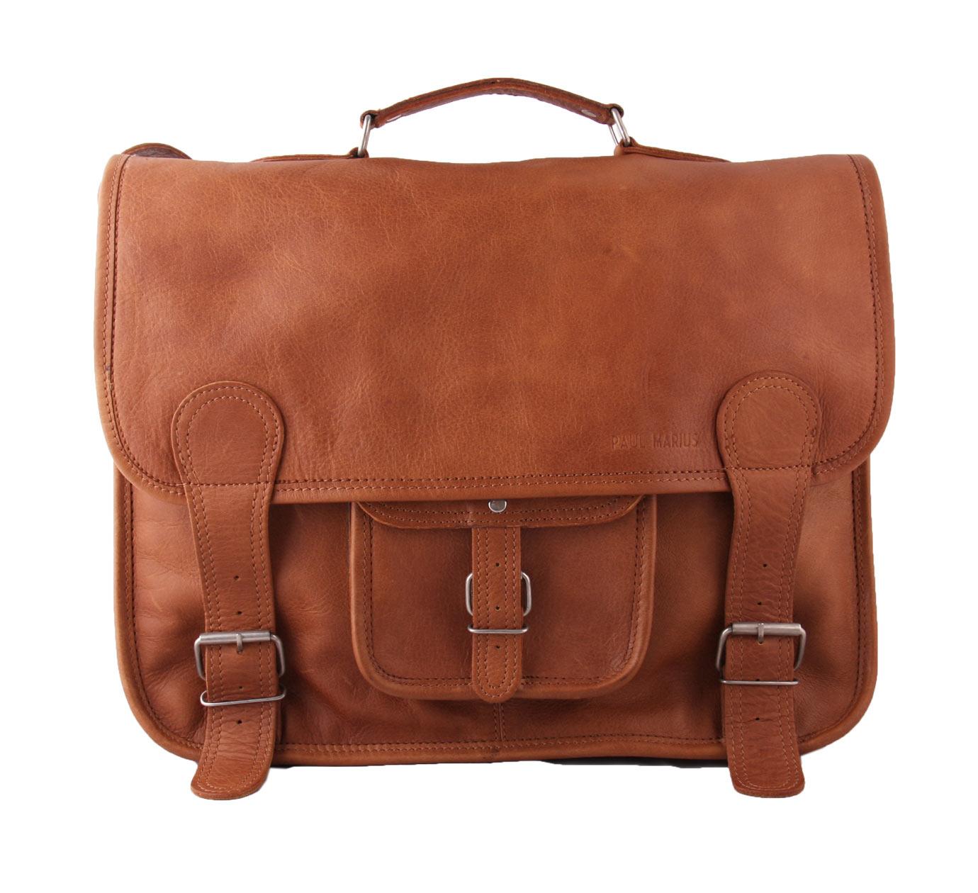site réputé cbabb 49c57 Le cartable - Bags & Wallets Paul marius